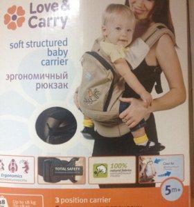 Рюкзак переноска(новый)