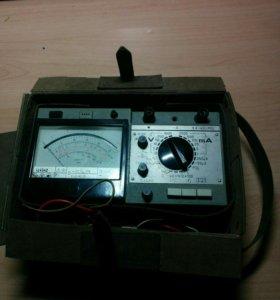 Прибор измерительный Ц3453, стрелочный тестер