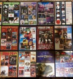 Фильмы на дисках для ПК