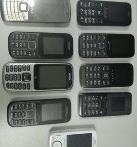 Телефоны по 550
