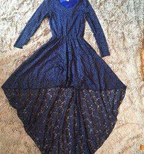 Платье кружево. Новое