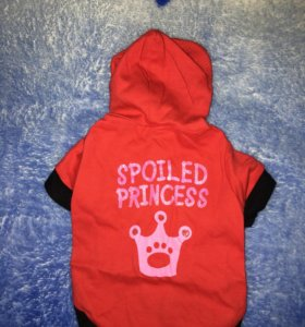Трикотажная кофта для вашей принцессы S