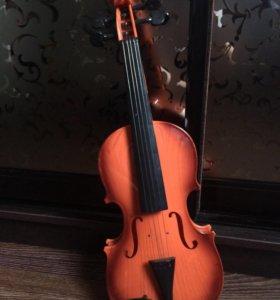 Игрушка скрипка 🎻