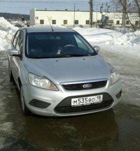 Автомобиль Ford Focus 2