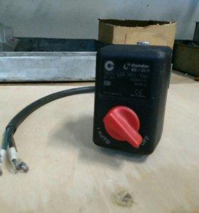 Реле давления на компрессор