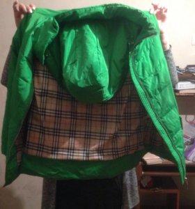 Куртка осенния