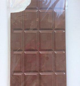 Блокнот в виде шоколадки