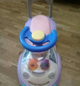 Машина детская толокар