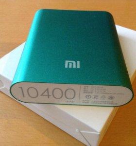 Внешний аккумулятор новый. Xiaomi