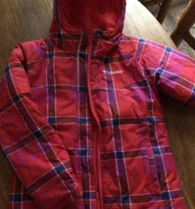 Куртка осенне-зимняя, спортивная, можно для лыж