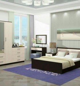 Спальня Фиеста фор.
