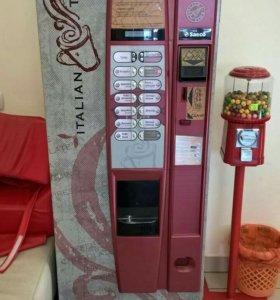 Торговый кофе автомат Saeco 400