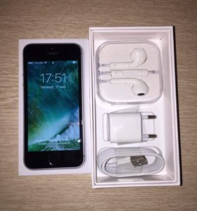 НОВЫЙ iPhone 5s/16gb
