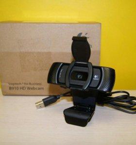 веб-камера Logitech HD WebCam B910 Т1320