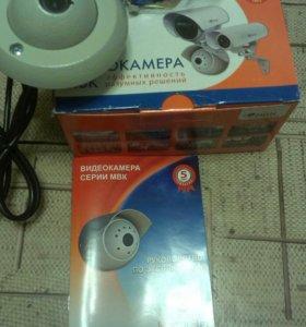 Камера видеонаблюдения МВК - 0931цн