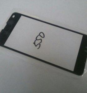Стекло для MS Lumia 550