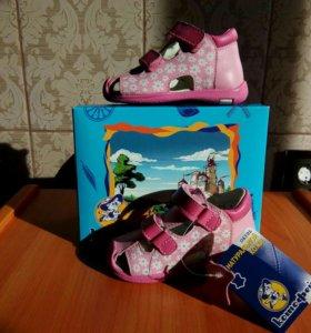 Туфли летние(сандалии)