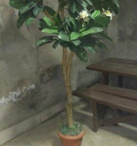 Искусственное дерево цветов