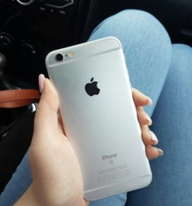 IPhone 6 s 16gb Silver
