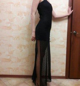 Платье вечернее (на выпускной)
