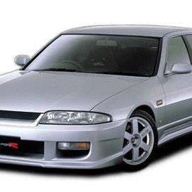 Nissan Skyline 1995г. По запчастям