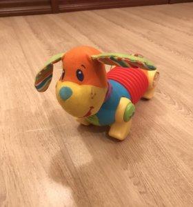 Интерактивная игрушка Tiny love собачка