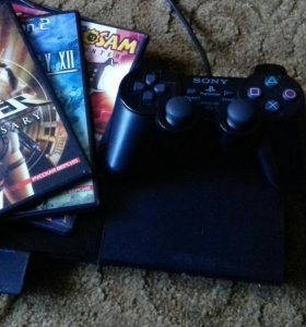 Playstation 2 + 30 игр