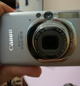 Canon DIGITAL IXUS 9515