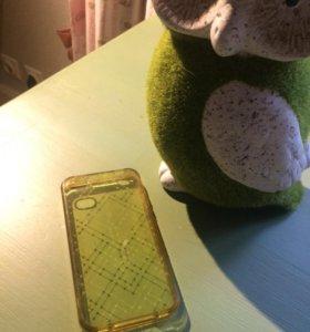 Чехол для айфона 4, 4s