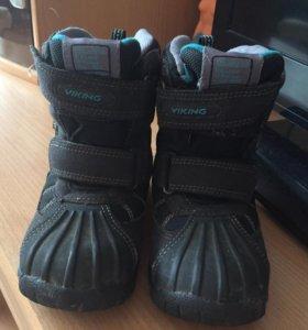 Зимние Viking ботинки
