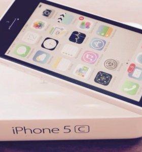 Срочно продаётся iPhone 5c 16gb LTE