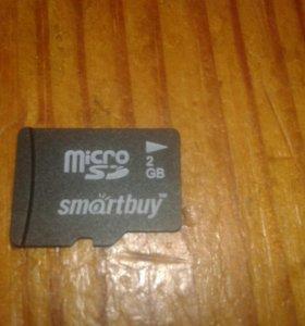 microSD 2GB