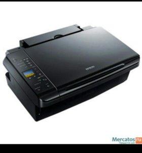 Принтер Epson Stylus TX210