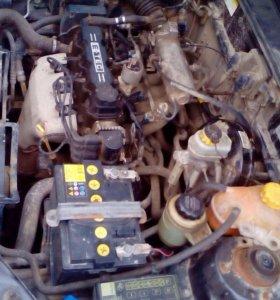 Двигатель chevrolet lanos
