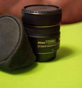 Nikon 10,5mm f/2.8g ed dx fisheye