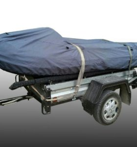Чехол для ПВХ-лодки длиной 3,1 - 3,3 метра