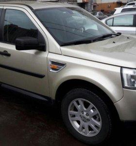 А/м Land Rover Freelander2