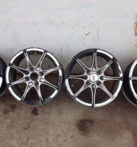 Колесные диски KM wheels
