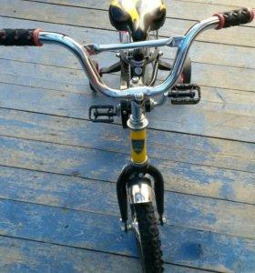 Детский велосипед 2-х колесный