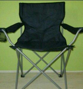 Стул - кресло складное с подстаканником
