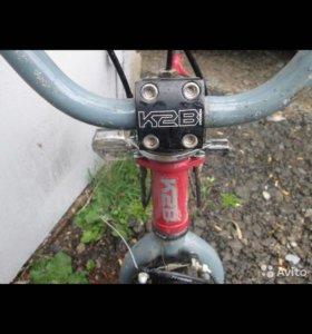 Велосипед bmx k2b