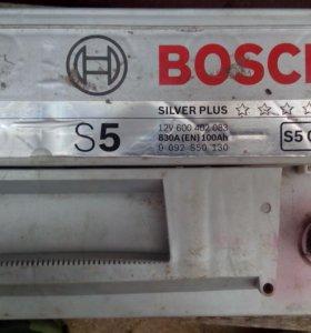 Автоаккумулятор Bosch Silver Plus 100A/h