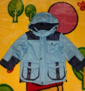 Куртка рост 98-104см