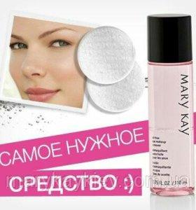 Обезжиреннок средство для снятия макияжа с глаз