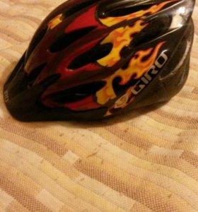 Детский защитный шлем