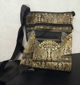 """сумка и рюкзак в стиле """"этно"""""""