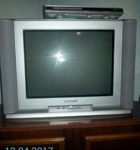 Телевизов и двд