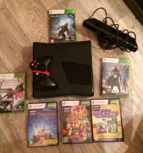 Xbox 360 2012 года ( не прошитый)