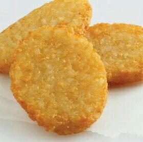 Картофельные оладьи Hash Brown.