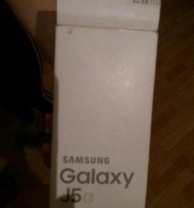 Продам Самсунг galaxy j5 2016
